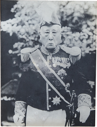 The 12th Lord Nagakoto Asano